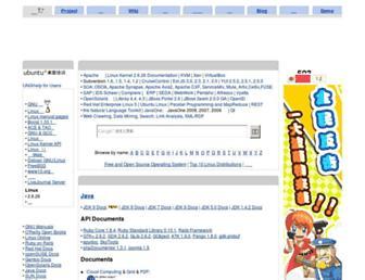 docs.huihoo.com screenshot