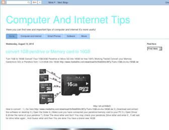 internettipszn.blogspot.com screenshot