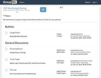 groupdiy.com screenshot