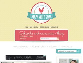 Thumbshot of Happymoneysaver.com