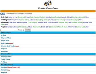 punjabibass.com screenshot