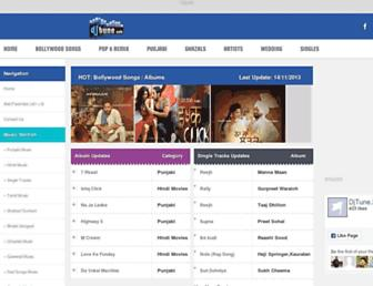 djtune.net screenshot