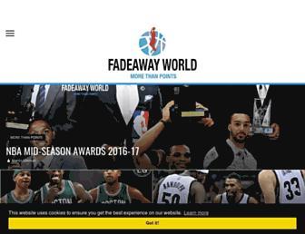 fadeawayworld.com screenshot