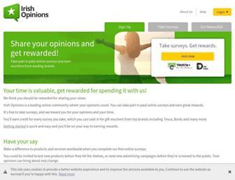 Thumbshot of Irishopinions.com