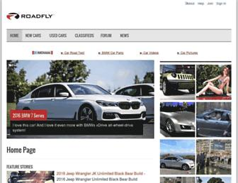 Thumbshot of Roadfly.com