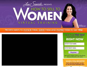 Thumbshot of Selltowomen.com