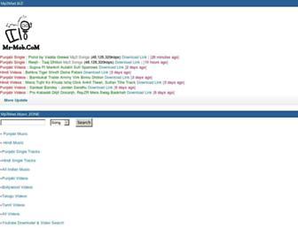 mp3mad.biz screenshot