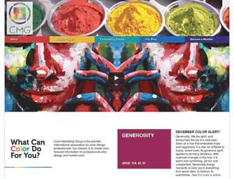 colormarketing.org screenshot