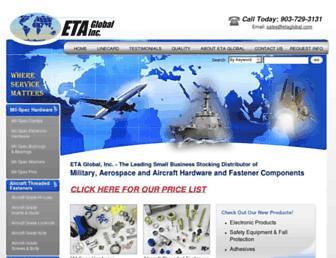 etaglobal.com screenshot