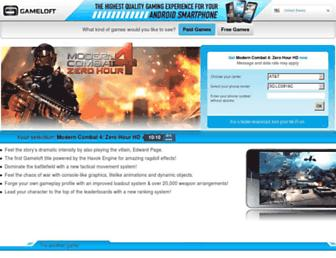 wapshop.gameloft.com screenshot