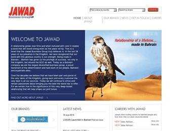 jawad.com screenshot
