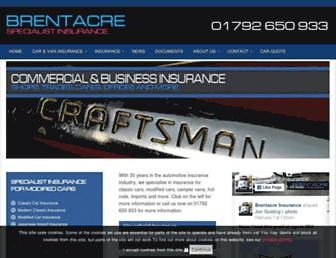 brentacre.co.uk screenshot