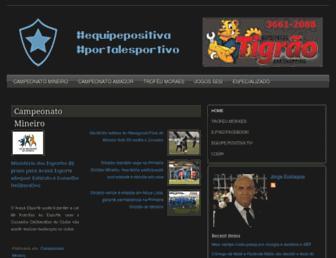 equipepositiva.com.br screenshot