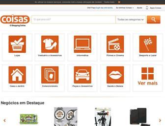 Thumbshot of Coisas.com