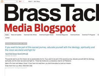 brasstacks-media.blogspot.com screenshot