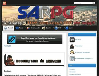 sarpg.pe.hu screenshot