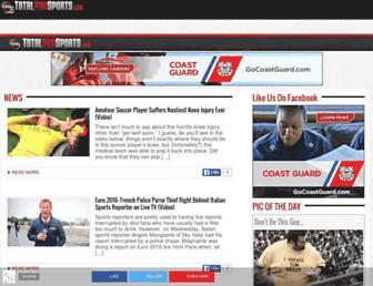 Thumbshot of Totalprosports.com