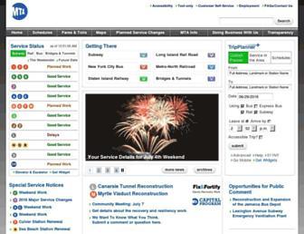 new.mta.info screenshot