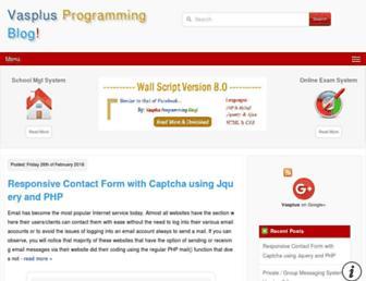 vasplus.info screenshot