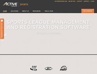 activesports.com screenshot