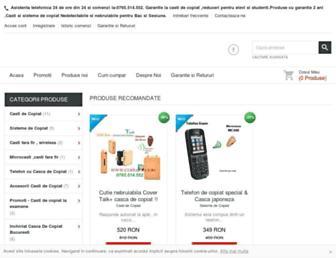 copiaza.com screenshot