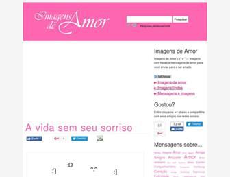 Thumbshot of Imagensdeamor.com.br