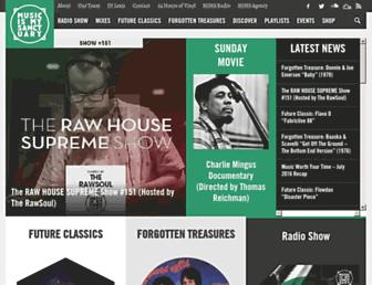 musicismysanctuary.com screenshot