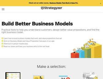 Thumbshot of Businessmodelgeneration.com