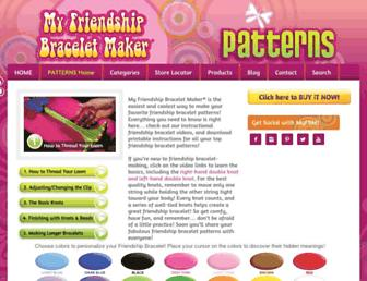 Bbe10fb9a8d1b7311c67fa65a58e915e4779ed34.jpg?uri=friendship-bracelet-patterns.myfbm