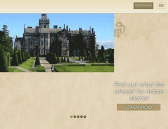 adaremanor.com screenshot
