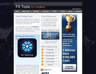 Thumbshot of Fxtools.info