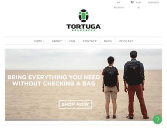 Thumbshot of Tortugabackpacks.com