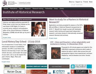 Thumbshot of History.ac.uk