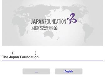 Thumbshot of Jpf.go.jp