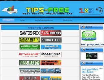 tips-free.com screenshot