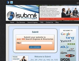 Thumbshot of Isubmit.com