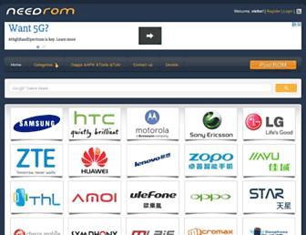 needrom.com screenshot