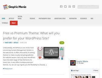 Thumbshot of Graphicmania.net