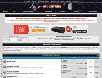 Thumbshot of Sat-universe.com