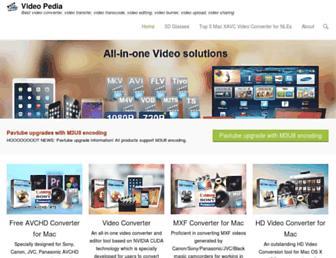 video-pedia.com screenshot