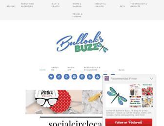 Thumbshot of Bullocksbuzz.com