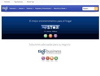 tigo.cr screenshot