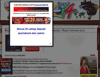 balibet.com screenshot
