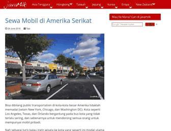 javamilk.com screenshot