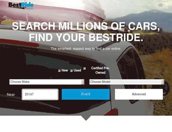 bestride.com screenshot