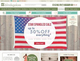 Thumbshot of Blindsgalore.com