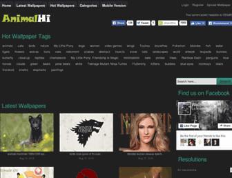 animalhi.com screenshot