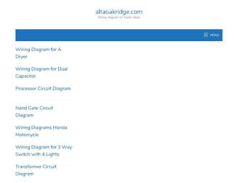altaoakridge.com screenshot