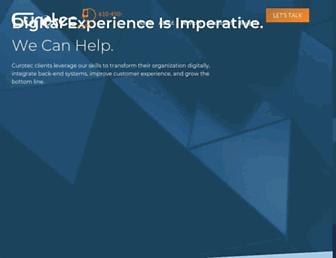 curotec.com screenshot