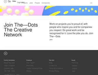 the-dots.com screenshot